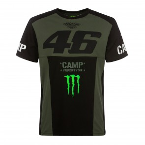 'Adult' 2019 VR46 'camp' T-shirt ' Valentino Rossi